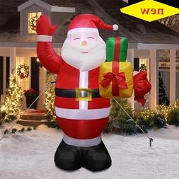 Inflatable Santa Claus Outdoors Christmas Decorations for Ho