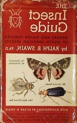 The Insect Guide; Orders and Major Families of North America
