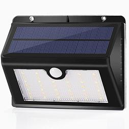 Intelligent Solar Powered Motion Sensor Lights- Day / Night
