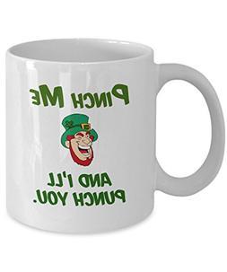 Irish Mug - Irish Coffee Mug - St Patricks Day Mug - Coffee