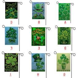 Irish St.Patrick's Day Yard Banner Garden Flag Indoor Outdoo