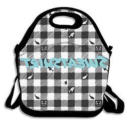 Jacob Sartorius Sweatshirt Lunch Box Bag For Student Kids Ad