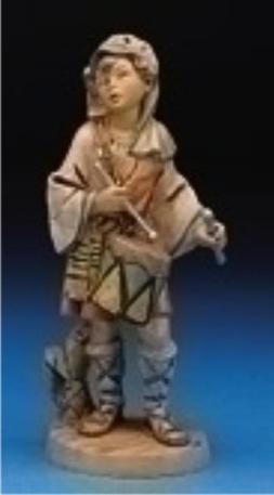 Fontanini Jareth the Drummer Boy Italian Nativity Village Fi