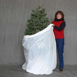 Jumbo Christmas Tree Disposal and Storage Bag - Fits Trees t