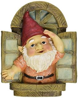 Design Toscano The Knothole Gnomes Garden Welcome Tree Sculp