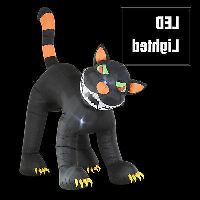 10' Inflatable Outdoor Halloween Animated