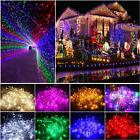 10M 100 LED Christmas Wedding Xmas Party Decor Outdoor Fairy
