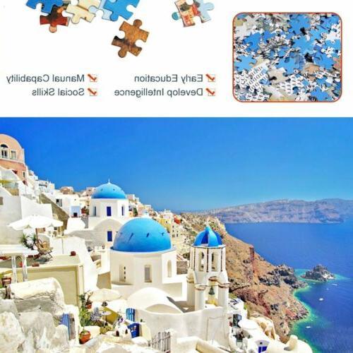 1000 Pieces Children Kids Puzzles Educational Decoration Jigsaw Gift