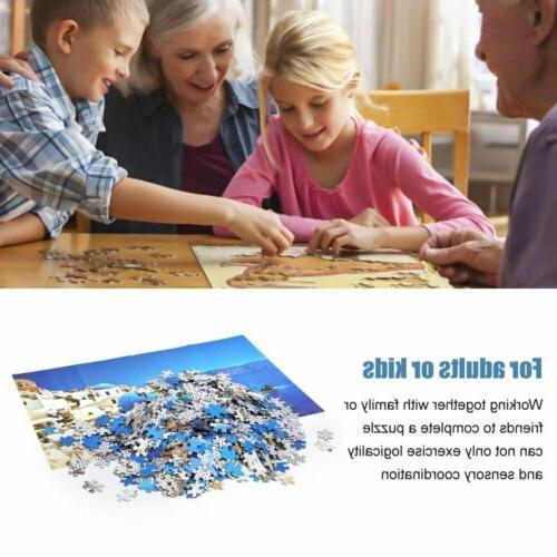 1000 Pieces Kids Toy Decoration Jigsaw Gift