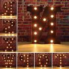 12'' Marquee N To Z Alphabet Letter Lights LED Light Up Sign