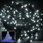 164ft/50M 250 LED Xmas Tree Party String Fairy Lights 8Modes