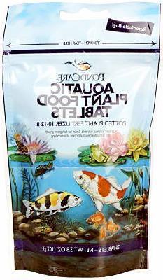 Mars Fishcare North America 185A 25-Count Aquatic Plant Food