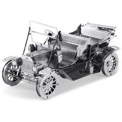 1908 Ford Car Metal Works 3 D Model Kit