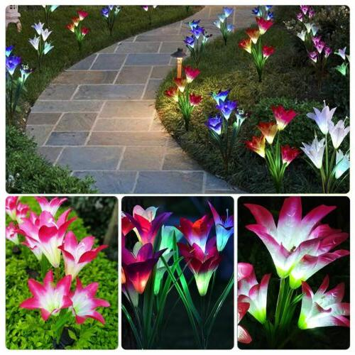 2-Pack Outdoor Decor Lamp