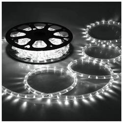 DELight 150 Ft 2 Wire LED Rope Light Valentine Holiday Party