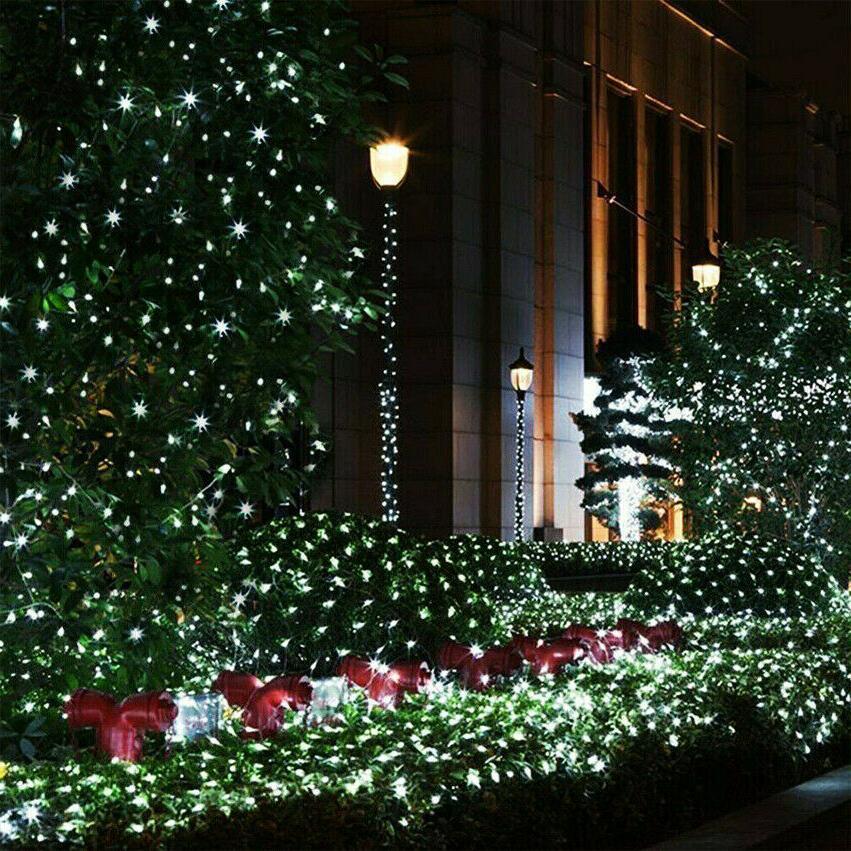 200 LED 72′ Wire Garden Decor