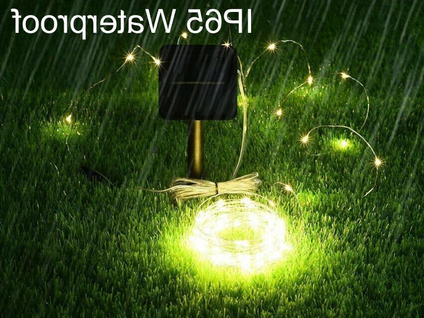 200 LED 72′ Fairy Wire Decor