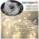 50ft 200LED Warm White String Fairy Lights Party Christmas D