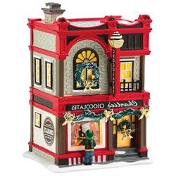 Department 56 2016 Holiday Specials Snow Village, Christmas