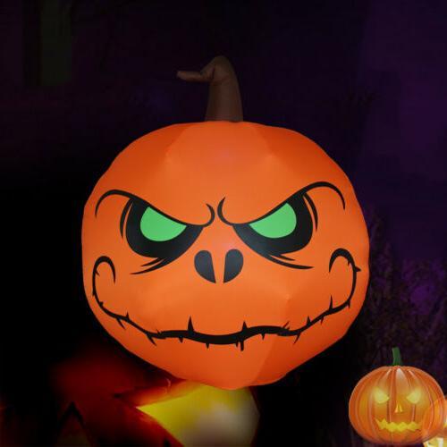 2020 halloween airblown inflatable pumpkin head ghost