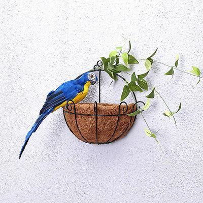 25/35cm Bird Lawn Figurine Ornament Garden