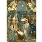 28'' x 40'' Nativity Religious Garden Flag Yard Jesus Christ