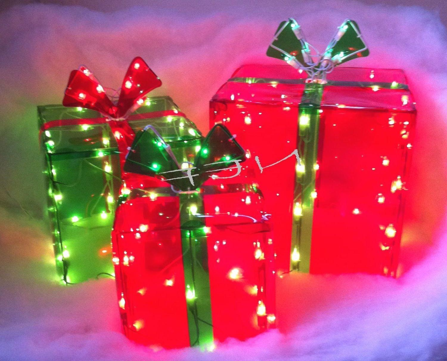3 Christmas Decoration 150 Outdoor