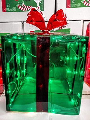 3 Lighted Christmas Decoration Decor 150 Indoor Outdoor Buyer's