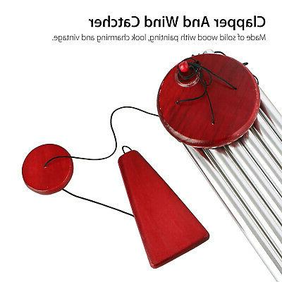 """37"""" Chimes Tubes Home Outdoor"""