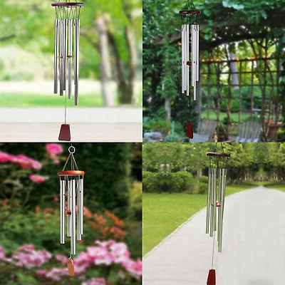 """37"""" Chimes Aluminum Tubes Home Outdoor Yard"""