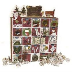 3D Countdown Calendar-25 Drawers