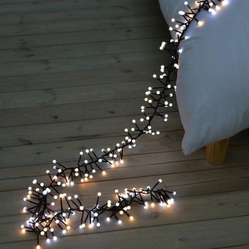400 led globe string lights christmas tree