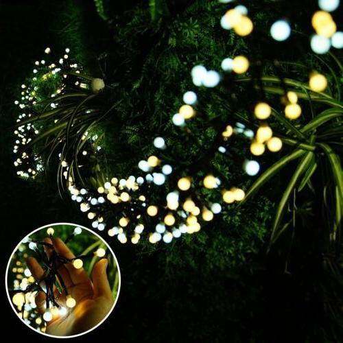 400 Globe Lights Christmas Tree Lights for Decor