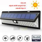 54 LED Solar Power Light Motion Sensor Outdoor Security Lamp
