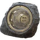 6 Outdoor Garden 4-LED Solar Decorative Rock Stone Spot Ligh