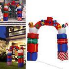 6.6' Inflatable Santa Arch Archway Christmas Garden Yard D