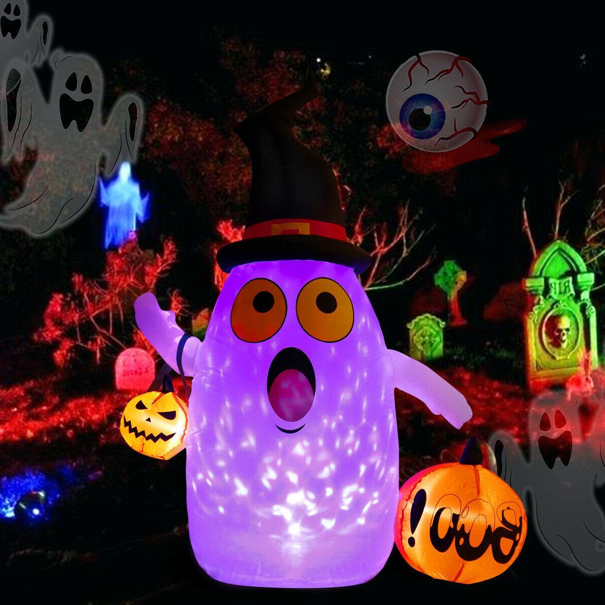 63Inch Halloween Pumpkin Lantern