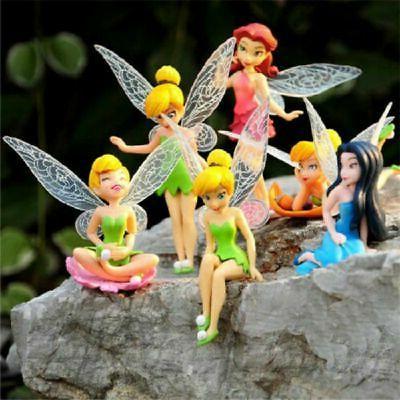 6pcs Pixie Miniature Yard Gift