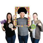 70's Disco - 70's Party Photo Booth Picture Frame & Props