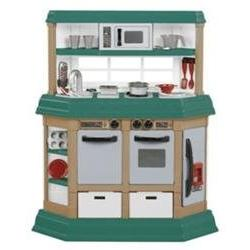American Plastic Toys - Cookin' Kitchen - Plastic