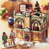 Dept 56 Original Snow Village **Christmas Lights Christmas T