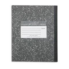 - Marble Cover Composition Book, Legal Rule, 8-1/2 x 7, 48 P