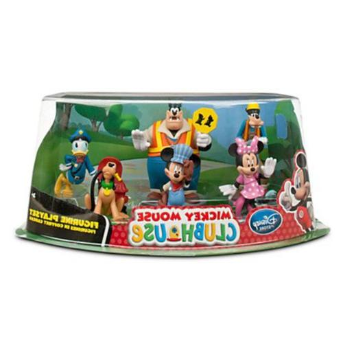 Mickey Mouse Clubhouse Figurine Play Set