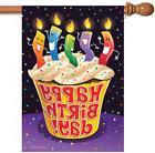 NEW Toland - Happy Birthday Cupcake - Dancing Celebrate Conf