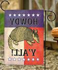 NEW Toland - Howdy Y'all Armadillo - Southern Animal Texas C