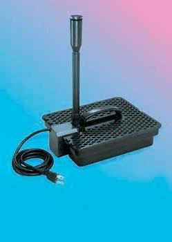 Pondmaster PMK190 190gph Pump and Filter with Bonus Fountain