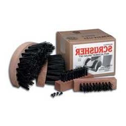 Scrusher Original Replacement Brush Set For H1PB
