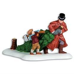 A Christmas Beginning Department 56 Figurine