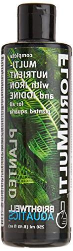 Brightwell Aquatics ABAFNM250 Florinmulti Plant Care Product