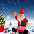 4Ft Airblown Inflatable Christmas Xmas Santa Claus Gift Deco